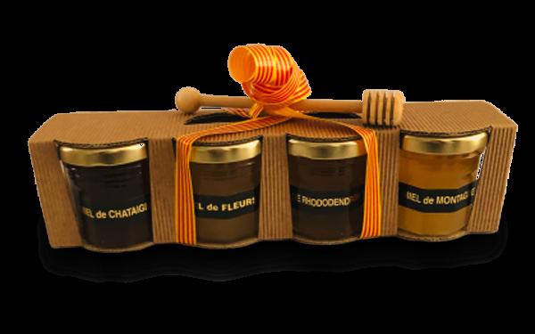 Cadeau mariage original coffret de miel à Perpignan 66