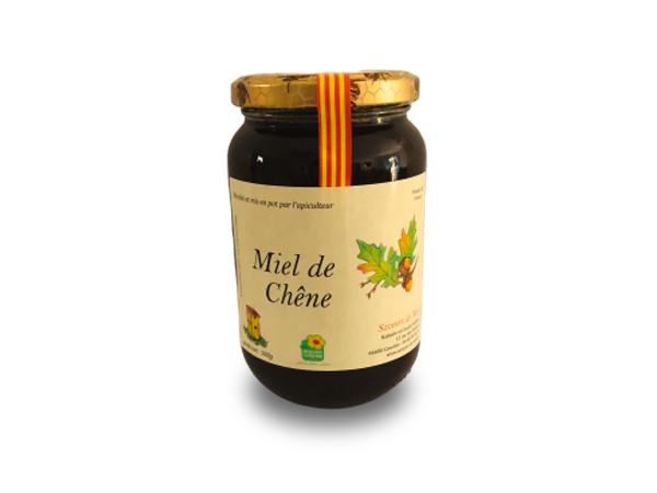 Pot de miel de chêne à vendre à Perpignan 66