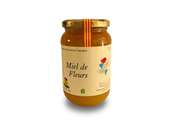 Pot de miel de fleurs à vendre à Perpignan 66
