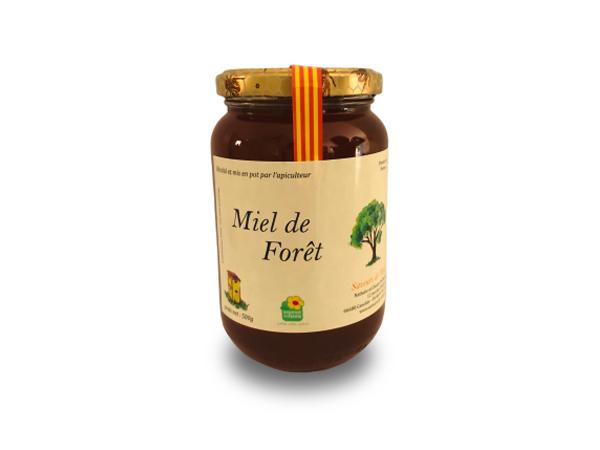Pot de miel de forêt à vendre à Perpignan 66