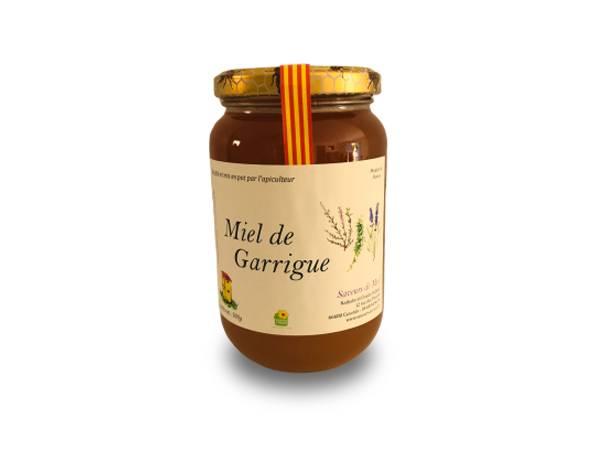 Pot de miel de garrigue à vendre à Perpignan 66