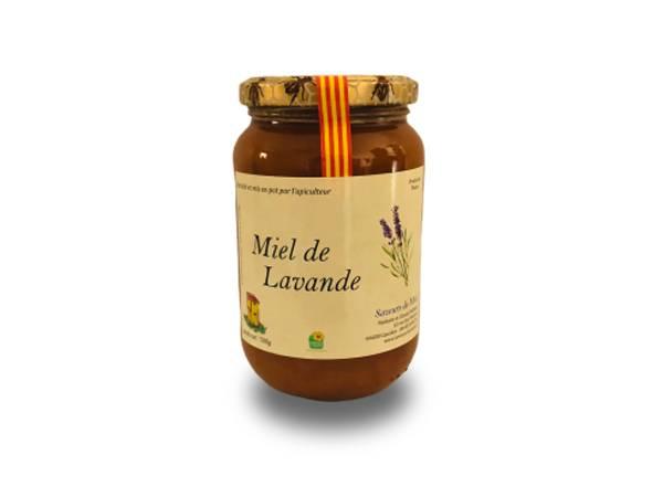 Pot de miel de lavande à vendre à Perpignan 66
