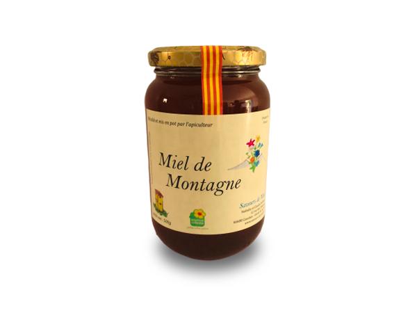 Pot de miel de montagne à vendre à Perpignan 66