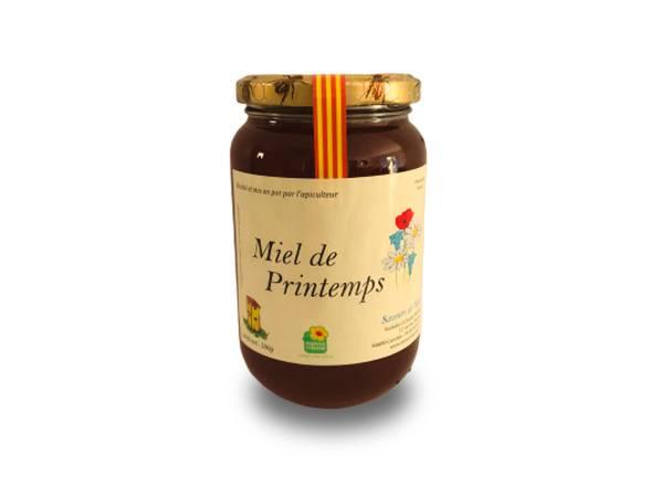 Pot de miel de printemps à vendre à Perpignan 66
